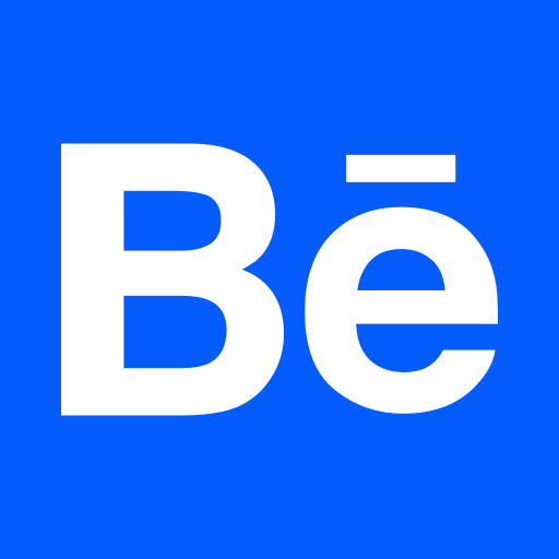 behance, community, creative, people, platform, professionals, review icon