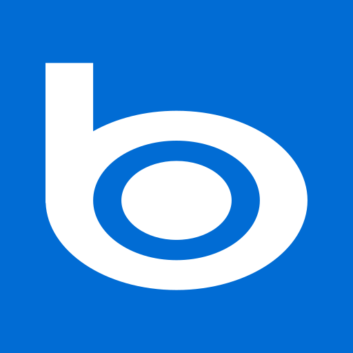 bing, microsoft, search, system icon