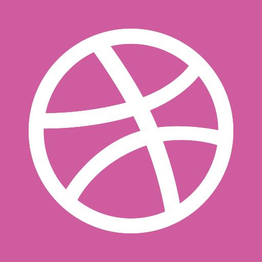 design, dribbble icon