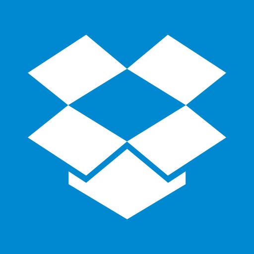 archive, box, drop, dropbox, file storage icon