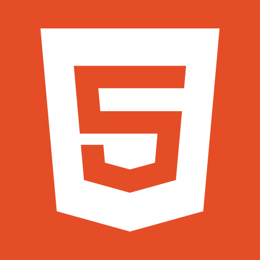 html 5, html5, hyper, language, markup, standard, text icon