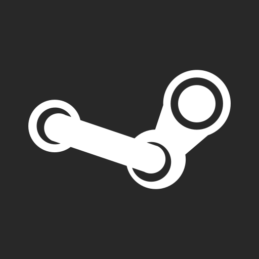 games, market, online, shopping, steam, store icon