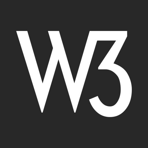 consortium, w3, w3c, web, wide, world icon