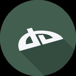 brand, deviantart, logo, social, social network, website icon