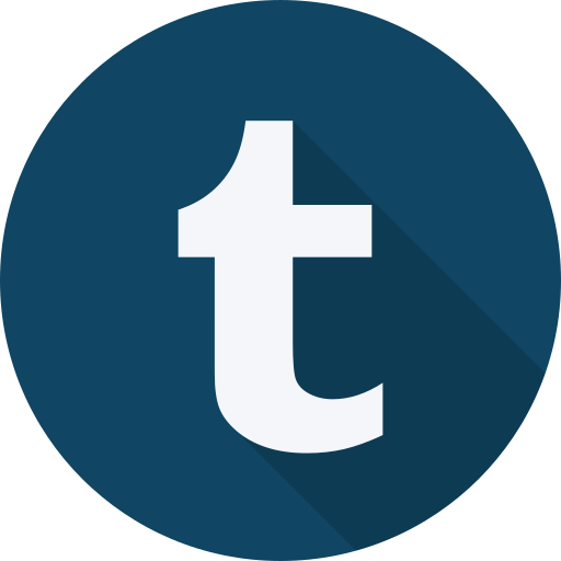 brand, logo, social, social network, tumblr, website icon