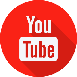 brand, logo, social, social network, website, youtube icon
