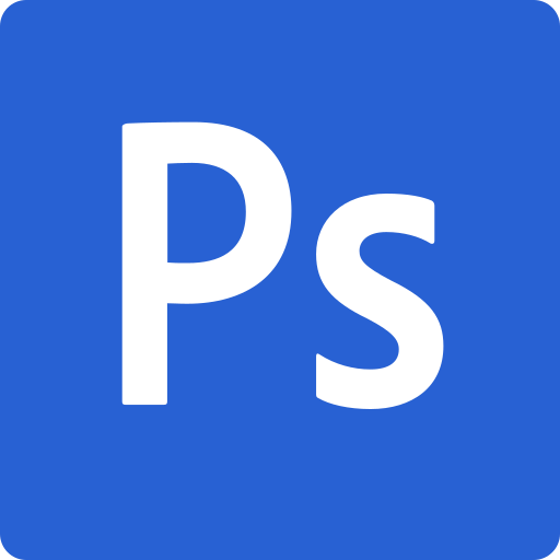 photoshop, ps, psd icon