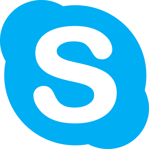 Logo, skype, chat, communication, message, talk icon - Free download