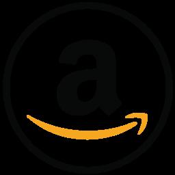 amazon, ecommerce, online, shopping icon