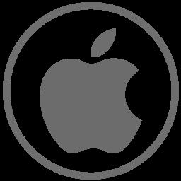 apple, mac icon