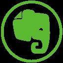 evernote, elephant, social