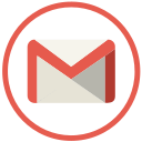 gmail, google, mail icon