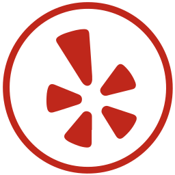 communication, shape, yelp icon