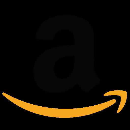amazon, ecommerce, shopping icon