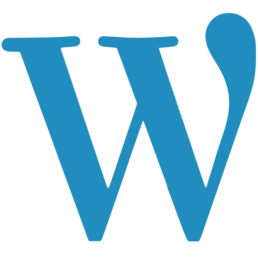 blog, online, social, wordpress icon