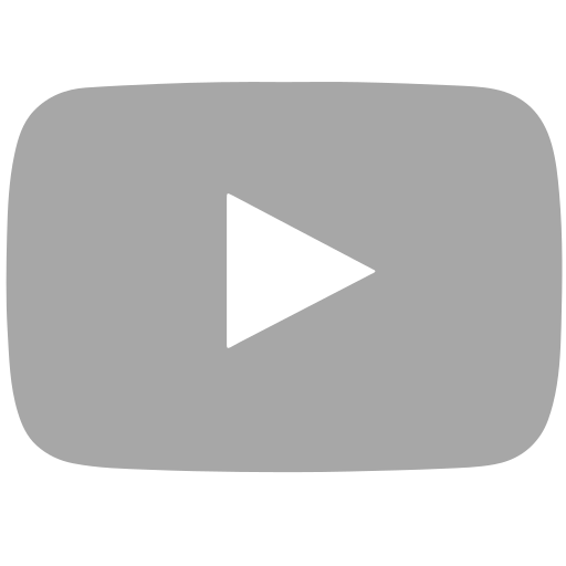 Image result for gray youtube icon