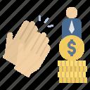capitalism, credit, discrimination, inequality, prestige icon