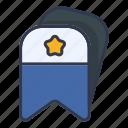 star, bookmark, wishlist