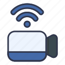 video, camera, wireless