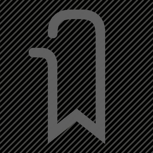 Book, bookmark, favorite, flag, star icon - Download on Iconfinder
