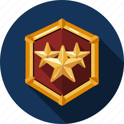 award, prize, reward, star, trophy, win, winner icon