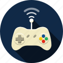 console, game, gamepad, gaming, joystick, leisure, sport icon