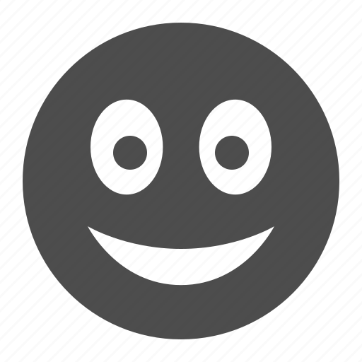 emoticon, face, smiley icon