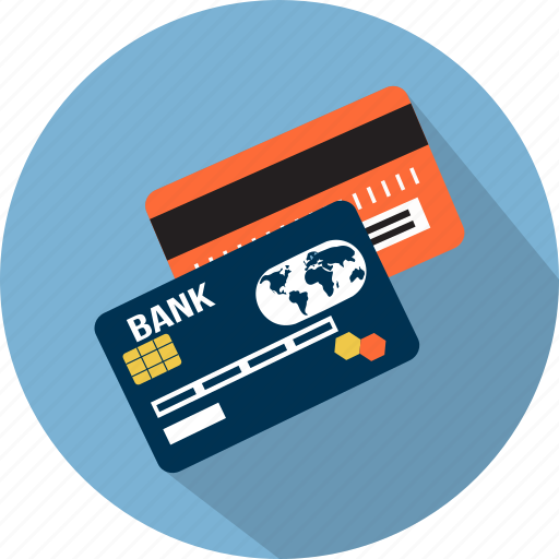 bank, business, buy, card, cash, credit, payment icon
