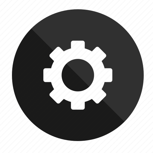 config, options, preferences, setting, system, tools icon