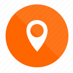 direction, gps, location, map, marker, navigation icon