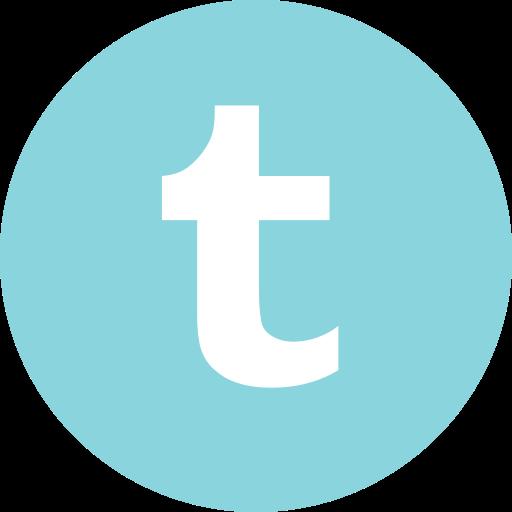 media, online, social, tumbler icon