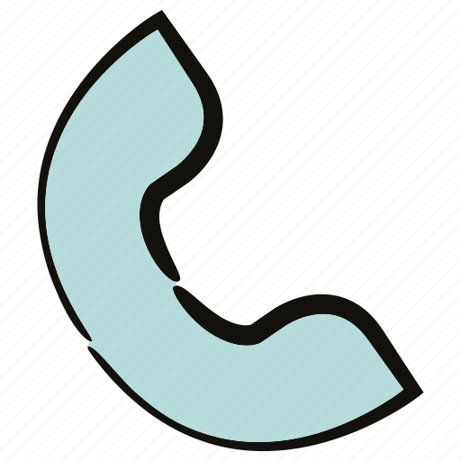 communicate, contact, phone icon