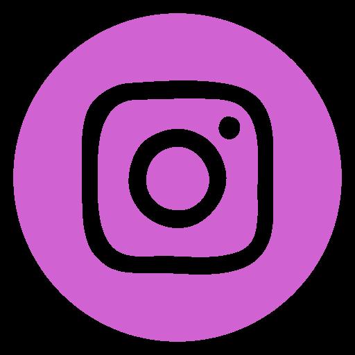 circled, insta, instagram, media, network, social, social media icon
