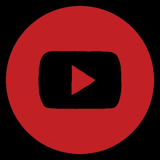 circled, media, network, social, social media, you tube, youtube icon