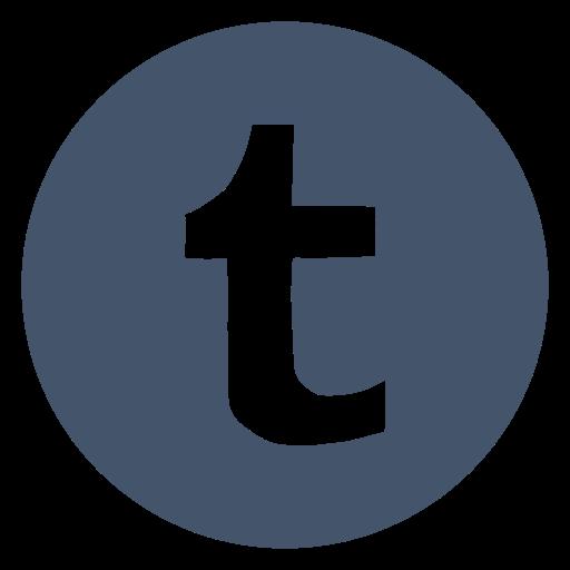 circled, media, network, social, social media, tumbler, tumblr icon