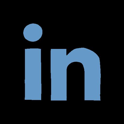 linked in, linkedin, media, network, professional network, social, social media icon
