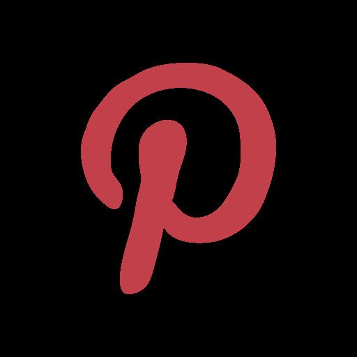 Media, network, pinterest, pintrest, social, social media, ui icon - Free download