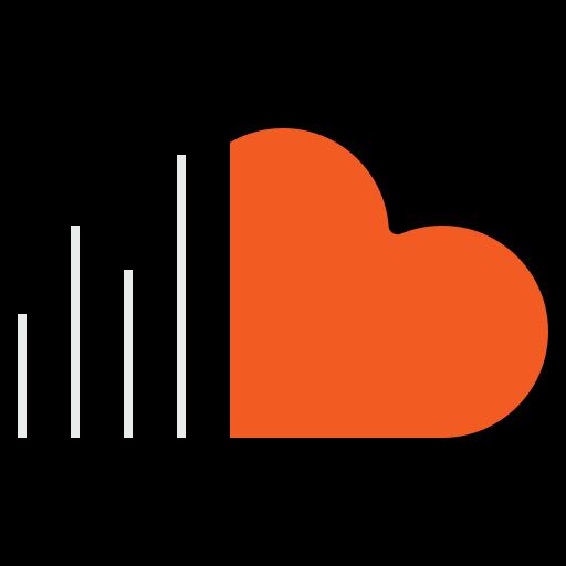 logo, media, social, soundcloud icon