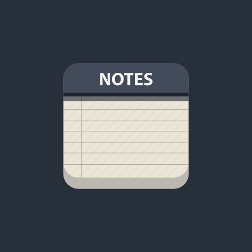 document, note, notedpad, notes, paper, socialmedia1, type icon