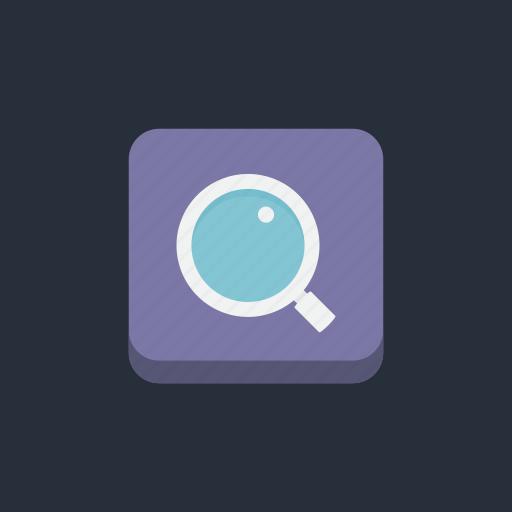 find, glass, search, socialmedia1, zoom icon