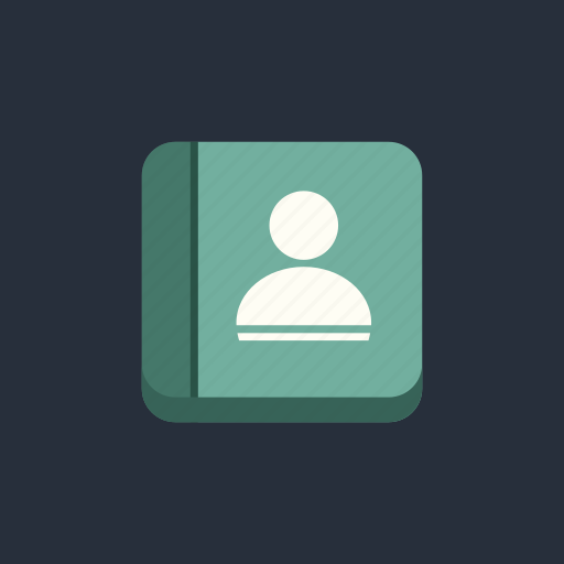 Phonebook, socialmedia1, address, book, directory icon - Download on Iconfinder