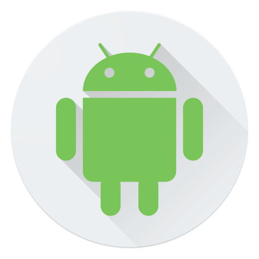 android, device, logo, phone, technology, telephone icon