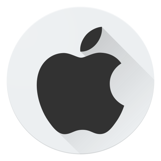 apple, computer, device, iphone, laptop, logo, mobile, smartphone icon