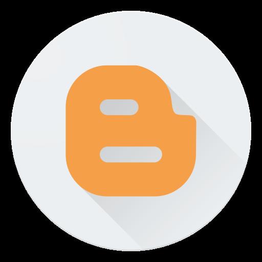 blogger, logo, media, multimedia, photography, social, video icon