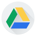 cloud, drive, google, googledrive, logo, network, storage, web icon