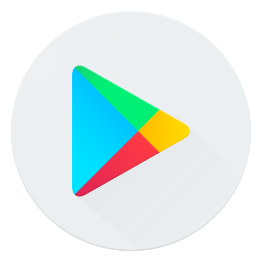 game, google, googleplay, logo, multimedia, play, player icon
