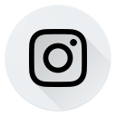 camera, communication, instagram, logo, media, network, social, video icon