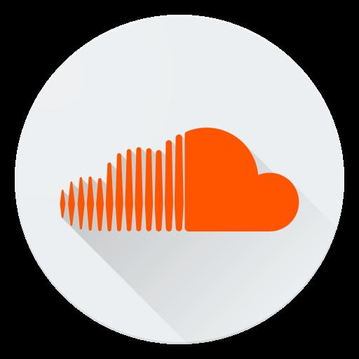 audio, logo, media, multimedia, sound, soundcloud icon