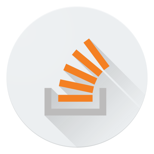 chat, communication, logo, media, network, social, stackoverflow icon