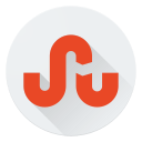 communication, logo, media, share, social, stumbleupon icon